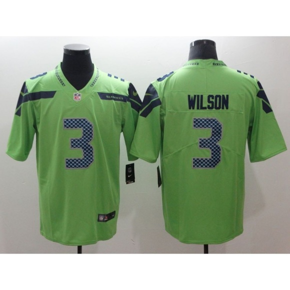 quality design 697fa 6b6f6 Seattle Seahawks Russell Wilson Jersey